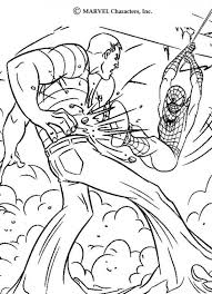 spiderman green goblin coloring pages kids coloring
