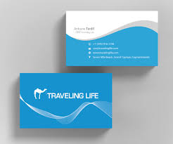 Business Card For Ceo Modern Professional Business Card Design For Go Marketing Inc By