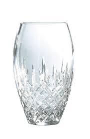 Rogaska Crystal Vase Royal Doulton Dorchester Crystal Giftware Vase 25 5cm Royal