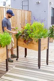 kitchen garden planter picgit com