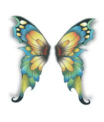 butterfly fairy wings temporary tattoo u2013 tattooednow ltd