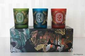 diptyque limited edition candles 30s magazine