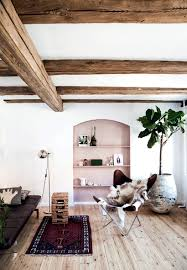 18th century home decor weekend notes butterfly chair pink walls and shelves