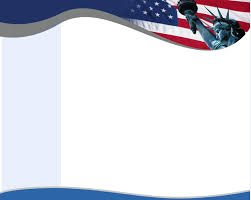 powerpoint template america patriotic powerpoint background