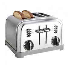 4 Slice Bread Toaster Cuisinart 4 Slice Retro Toaster Kitchen Stuff Plus