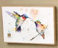 Hummingbird Art Hummingbirds Plus