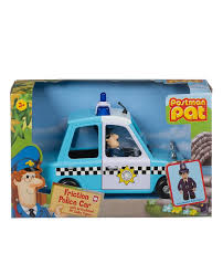 Postman Pat Duvet B U0026m Postman Pat Friction Police Car 2713281 B U0026m