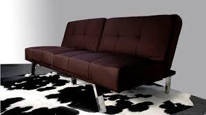 canapé clic clac cuir canapé clic clac cuir maison et mobilier d intérieur