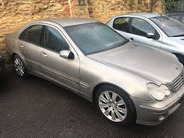 mercedes c220 2 1 diesel 54 plate 2005 manual spares or repaires