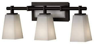 Excellent Oil Rubbed Bronze Bathroom Lights Murray Feiss Clayton Bronze Bathroom Light Fixture