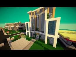 Best 20 Minecraft Small Modern by Small Modern City Minecraft Project