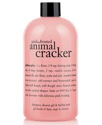philosophy bath and shower gel philosophy pink frosted animal cracker 3 in 1 shoo shower gel