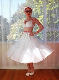 1950s u0027rose u0027 pin up strapless wedding dress with