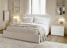 chambre à coucher blanche einfach decore chambre a coucher blanche deco blanc visuel 5