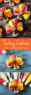 turkey cookies for thanksgiving cut out cookies with buttercream