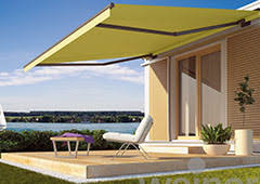 How To Make Your Own Retractable Awning Retractable Patio Awnings Markliux Weinor Bespoke Electric