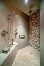 bathroom walk in shower designs choosing a shower head style for a master bathroom remodel
