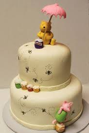 winnie the pooh baby shower cake pooh baby shower cakes gallery picture cake design and cookies