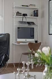 mini bureau ordinateur ikea hack wall mounted computer desk office desk