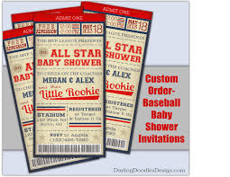 photo custom baby shower invitations jungle image