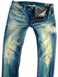 Used Jeans Clothing Line Diesel Jeans Thavar 816k