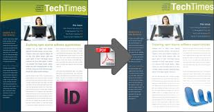 convert indesign files to microsoft word