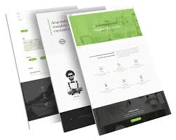 gecko a minimal weebly template that packs a punch weebly