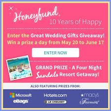 free wedding gifts best 25 honeymoon registry ideas on honeymoon fund