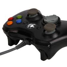new game usb wired controller for xbox 360 pc windows 7 black us