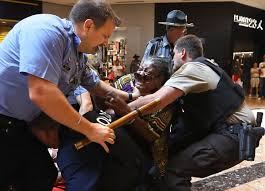target st charles il black friday 22 arrested saturday in galleria protest protests move to clayton