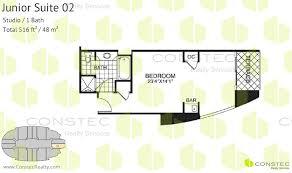 Fontainebleau Floor Plan Fontainebleau Ii Tresor Planos De Apartamentos