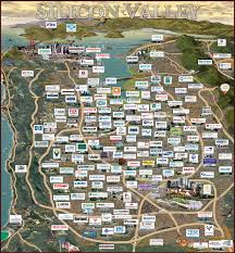 Valley Metro Map by What To Do If You Are Mediocre In Silicon Valley Metro Silicon