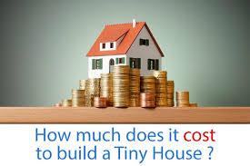 How Much Does It Cost How Much Does It Cost To Build A Tiny House