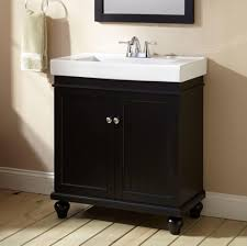 bathroom modern black bathroom vanity design with 3 white globe