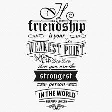 friendship quote korean motto vinyl wall stickers friendship quotes removable house
