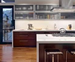 used kitchen furniture five types of glass kitchen cabinets and their secrets