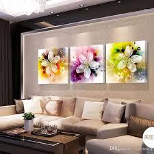 Flower Wall Decor Home Decor Print Canvas Oil Painting Vintage Flower Wall Art