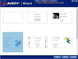 avery tutorial printable business cards jam blog