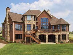 Pictures Of Big Houses Plan 1747lv Corner Veranda A Nice Touch Verandas Exterior And