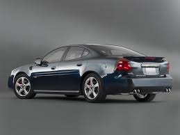 2007 pontiac grand prix information and photos zombiedrive