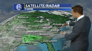 Show Me The Weather Map Accuweather Dense Fog Develops Overnight Record Warmth Possible