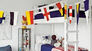 Loft Bed Gold Coast 20 Fun Beachy Bunk Rooms Coastal Living