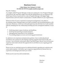 Samples Of Cover Letters For A Resume by Outstanding Cover Letter Examples For Every Job Search Livecareer