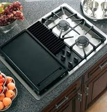 Design Ideas For Gas Cooktop With Downdraft Gas Cooktops With Downdraft 36 Fivedrive Me