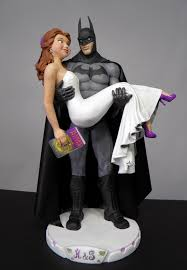 batman wedding cake toppers always batman arkham cartier sculpture