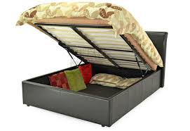 Ottoman Storage Bed Frame by Under The Bed Storage Ideas 10406