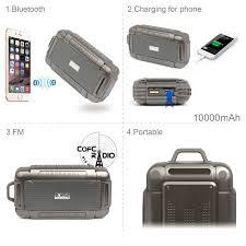 outdoor traveler images Ubit bluetooth sport outdoor traveler speaker with 10000mah power jpg