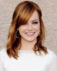 emma stone natural hair emma stone red hair color using naturlite blue and 20 volume emma