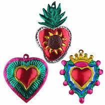 mexican tin ornaments rainforest islands ferry