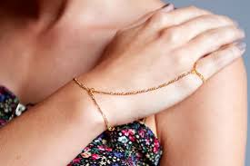 simple jewelry bracelet images Hand chain by kollabora project jewelry bracelets kollabora jpg